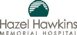 Hazel Hawkins Memorial Hospital logo